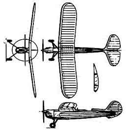 Gas Model Plane Engines